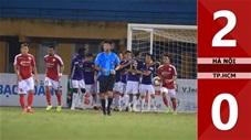 Hà Nội 2-0 TP.HCM (Giai đoạn 2 - Vòng 1 V.League 2020)