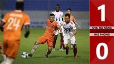 SHB Đà Nẵng 1-0 Hải Phòng (Giai đoạn 2 - Vòng 1 V.League 2020)
