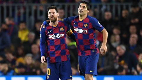 Luis Suarez chỉ trích ban lãnh đạo Barca