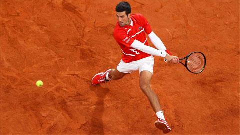 Djokovic mắc 52 lỗi tự đánh hỏng, trong khi ở Nadal chỉ có 14 lỗi
