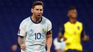 Giờ Messi mới thực sự là 'số 10'