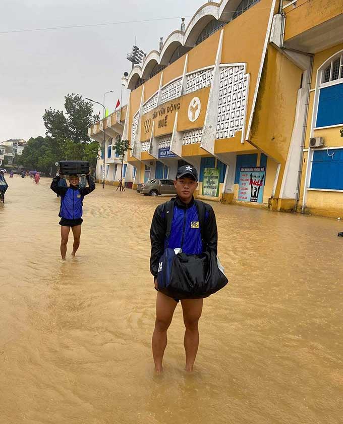 Theo lịch thi đấu thì vào lúc 17h00 ngày 13/10, Huế sẽ có trận làm khách trên sân của XSKT Cần Thơ