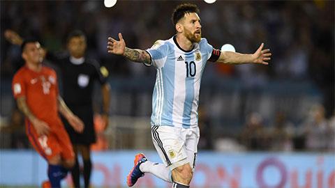 03h00 ngày 14/10, Bolivia vs Argentina