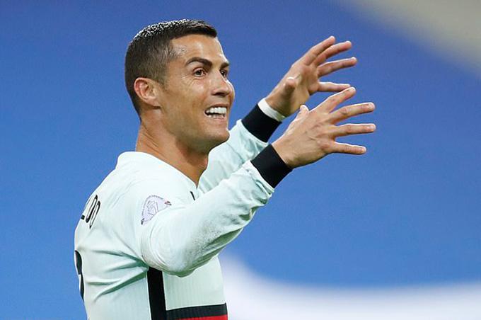 Ronaldo có ít cơ hội