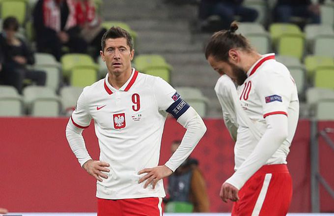 Lewandowski có cơ hội trong trận này