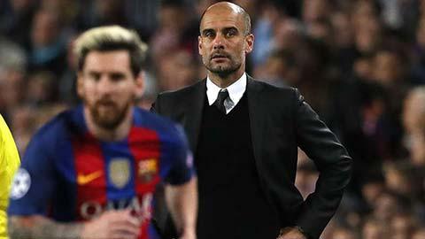 'Messi vô địch Champions League, chứ không phải Guardiola'