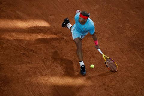 Nadal thắng Djokovic 6/7 trận đối đầu tại Roland Garros