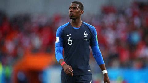 """Lên tuyển Pháp, Pogba tiếp tục """"thả thính"""" Real"""