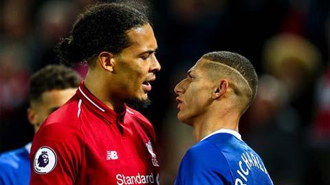 Everton vs Liverpool: Derby Merseyside của thời đại mới