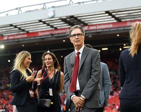 Chủ sở hữu John Henry của Liverpool rất muốn cách mạng hóa giải Ngoại hạng Anh