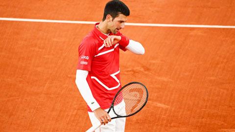 Novak Djokovic, sự trớ trêu của số phận