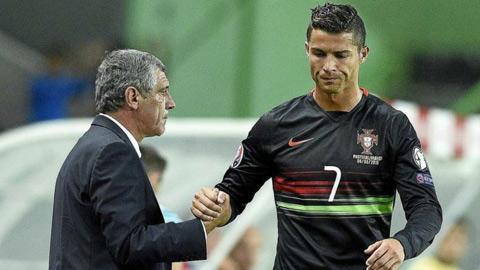 """""""Ronaldo vẫn ổn và muốn ra sân thi đấu"""""""