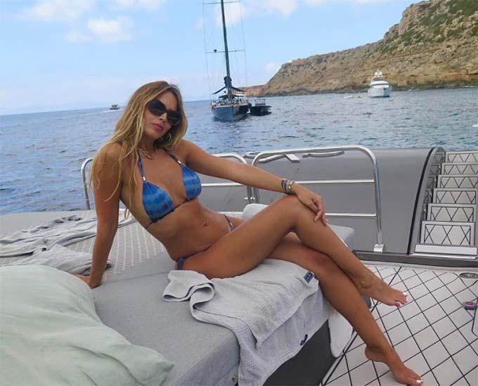 Shannon de Lima hẹn hò với James từ năm 2018