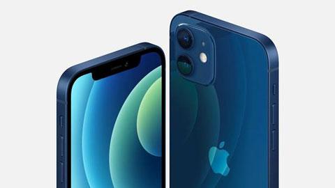 Màu sắc mới của iPhone 12 và iPhone 12 Mini. Ảnh: Internet