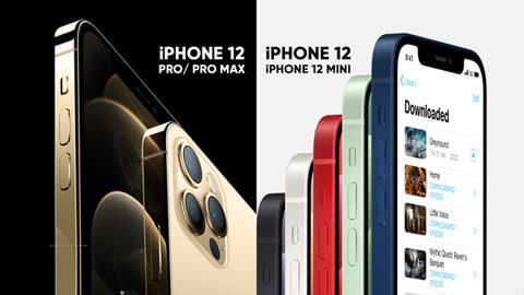 Apple ra mắt 4 mẫu iPhone 12 mới nhất 2020, giá hấp dẫn