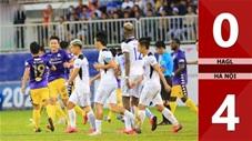 HAGL 0-4 Hà Nội (Vòng 2 giai đoạn 2 V.League 2020)