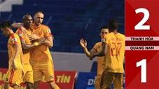 Thanh Hóa 2-1 Quảng Nam (Vòng 2 Giai đoạn 2 V.League 2020)