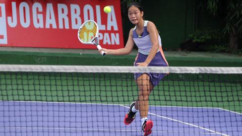 Tay vợt 15 tuổi đoạt vé vào chung kết U16 giải VTF Junior Tour 3 năm 2020
