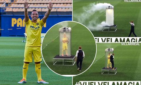 Màn ảo thuật phù phép ra Cazorla ở Villarreal