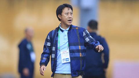 HLV Thành Công khen ngợi học trò sau trận thua ngược Thanh Hoá