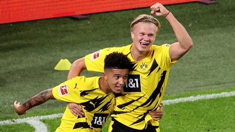 Sancho và Haaland dẫn đầu danh sách rút gọn Golden Boy 2020