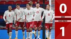 Anh 0-1 Đan Mạch (Bảng A2 Nations League 2020/21)