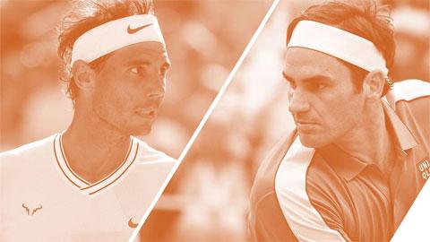 Nadal - Federer: Kẻ tám lạng, người nửa cân