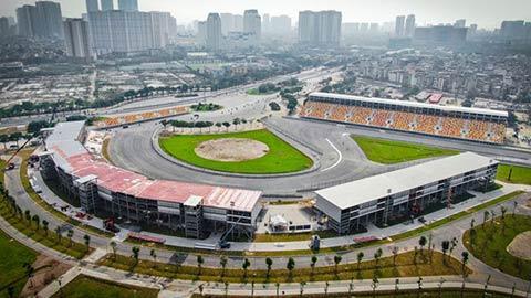 Hủy đua xe công thức 1 ở Việt Nam