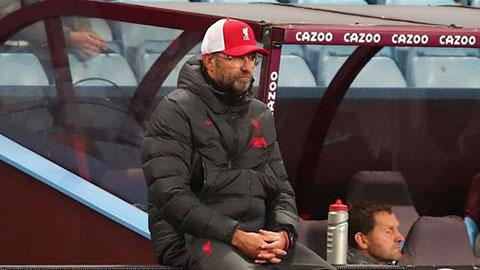 Klopp tiết lộ đoạn tin nhắn bí ẩn sau thảm bại 2-7 trước Aston Villa
