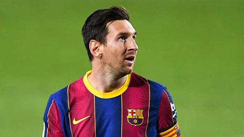 Messi không còn bị ám ảnh về việc ghi bàn