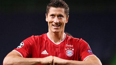 Bielefeld sẽ là nạn nhân tiếp theo của 'sát thủ' Lewandowski