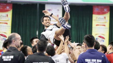 Giải Futsal HDBank VĐQG 2020: Thái Sơn Nam vô địch sớm