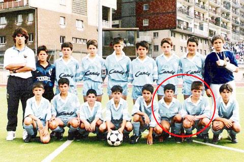 Arteta và Alonso là đôi bạn thân từ nhỏ nhưng lớn lên lại không  một lần được làm đồng đội với nhau