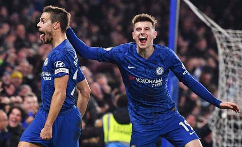 Chelsea đang có phong độ rất cao tại tổ ấm Stamford Bridge