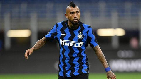 Ở trận derby đêm nay, có thể Vidal sẽ là người Nam Mỹ duy nhất ra sân