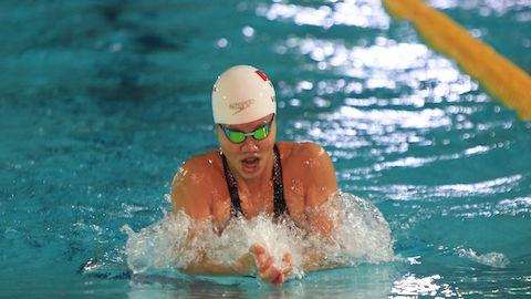 Ánh Viên giành 3 HCV trong ngày đầu giải bơi VĐQG 2020