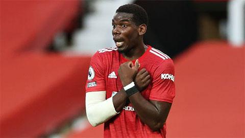 M.U gia hạn hợp đồng với Pogba đến năm 2022