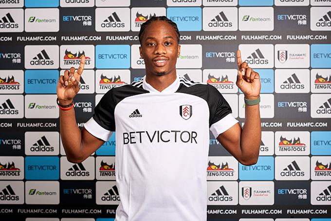 Tân binh Kongolo của Fulham