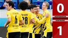 Hoffenheim 0-1 Dortmund (Vòng 4 Bundesliga 2020/21)
