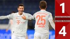 Arminia Bielefeld 1-4 Bayern Munich (Vòng 4 Bundesliga 2020/21)