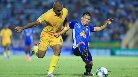 Nhận định bóng đá Quảng Nam vs Nam Định, 17h00 ngày 20/10: Còn nước phải tát!