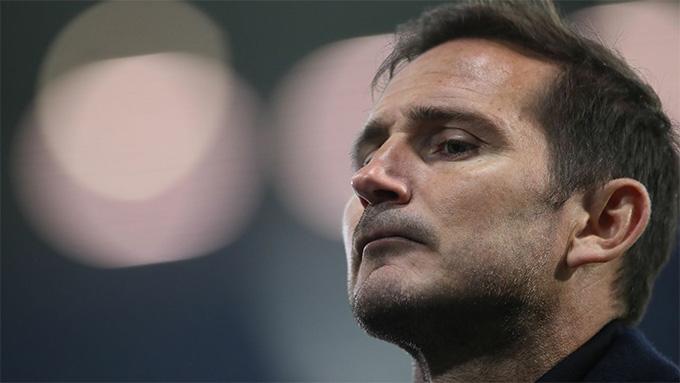Chelsea phải nhận rất nhiều bàn thua dưới thời HLV Lampard