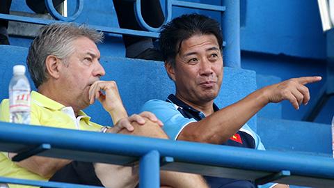 Tân GĐKT Nhật Bản đụng người tiền nhiệm Gede ở giải trẻ quốc gia