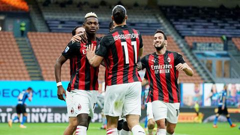 Milan đã là ứng viên cho Scudetto?