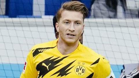 Marco Reus phù hợp với vai siêu dự bị