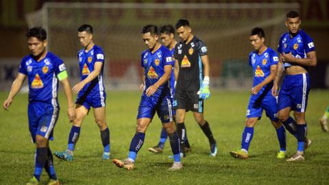 Quảng Nam FC: Còn nước vẫn phải tát
