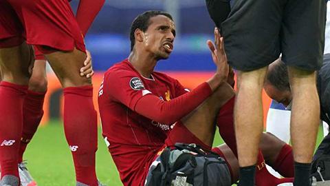 Sau Van Dijk, Liverpool nguy cơ mất nốt Matip ở trận gặp Ajax