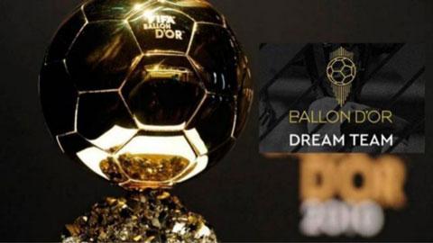 France Football công bố đề cử tiền đạo trong Đội hình trong mơ mọi thời đại