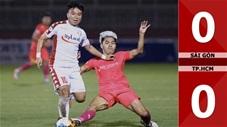 Sài Gòn 0-0 TPHCM (Vòng 3 giai đoạn 2 V-League 2020)