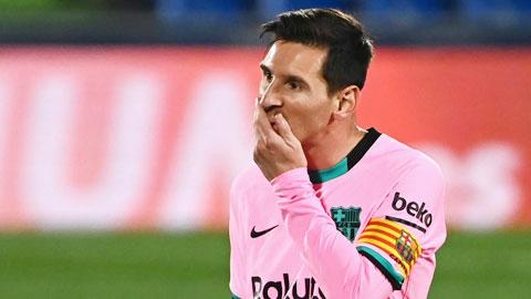 HLV Koeman cần 'tiết kiệm' Messi